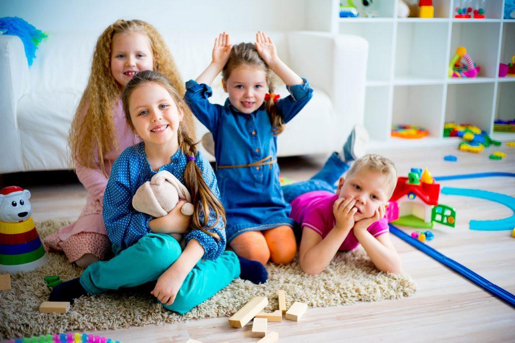 Niezbędne produkty dla małego dziecka – wyprawka