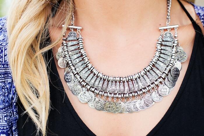 Współczesny obraz biżuterii srebrnej
